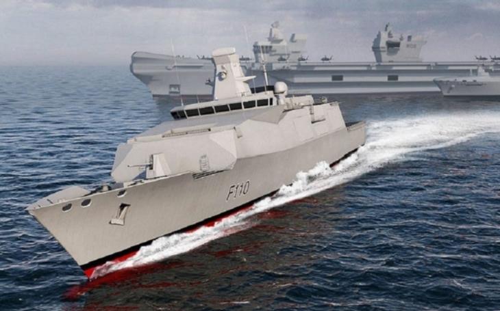Velká Británie představila ambiciózní plán budování válečných plavidel.  Prioritou jsou fregaty Type 31