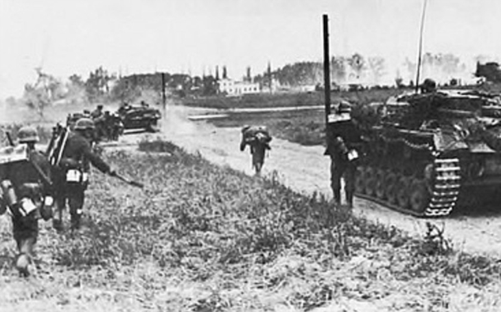 Masakr na Bzuře - tragédie první spojenecké ofenzivy proti Německu