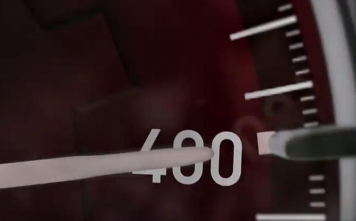 Video: Bugatti Chiron udělá 400 km/h za pouhých 32,6 vteřiny