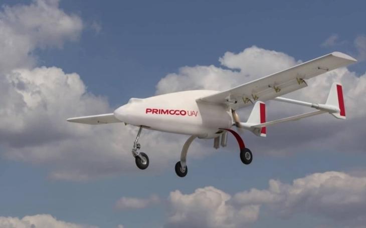 Společnost Primoco UAV úspěšně završila rok 2017 prodejem bezpilotních letounů v Rusku a Malajsii