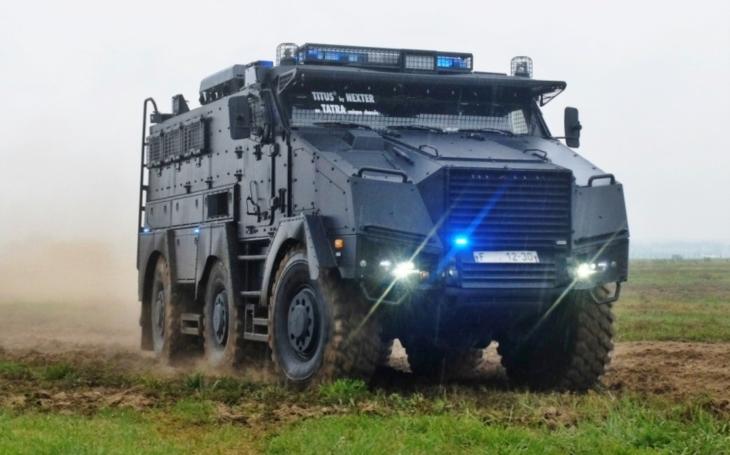 Holding CZECHOSLOVAK GROUP a TATRA TRUCKS se představí na tradičních Dnech NATO a Vzdušných sil Armády České republiky