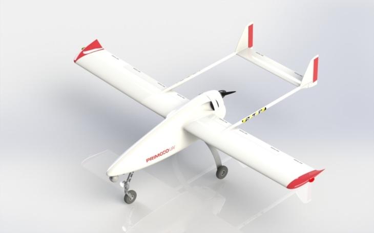 VIDEO: Noční let víceúčelového dronu Primoco UAV One 100