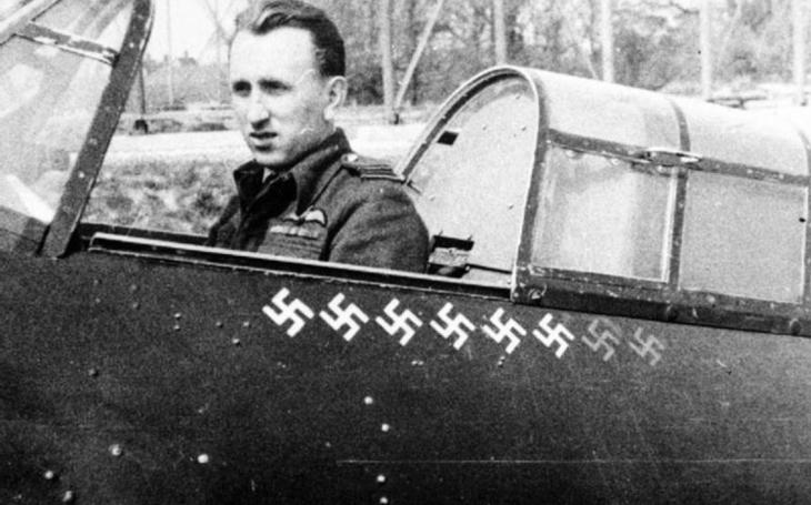 Noční sekáč Karel Kuttelwascher-nejlepší přepadový stíhač RAF