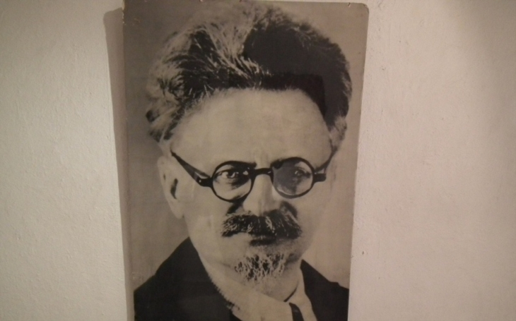 Muzeum špionáže v USA vystaví cepín, kterým zavraždili Trockého