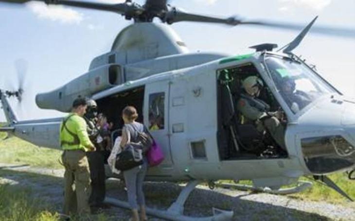 Společnost Bell Helicopter umožnila návštěvníkům Dnů NATO vOstravě vyzkoušet si zážitky pilotů vojenských vrtulníků