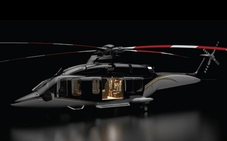 Bell Helicopter a společnost Uber vyvíjejí létající taxi