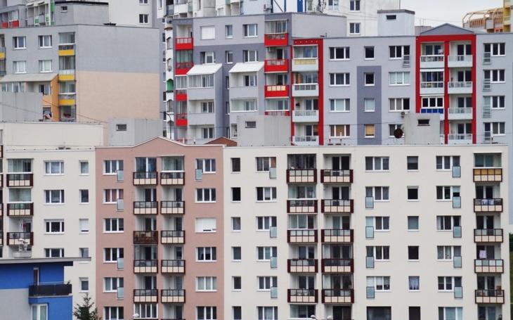 Brno za 580 milionů postaví 200 bytů pro rodiny i seniory