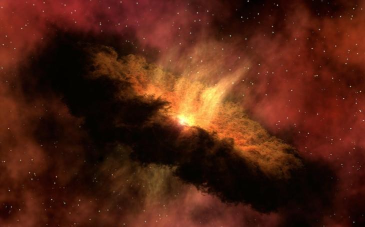 Vědci vyřešili otázku kosmického záření, přichází z jiné galaxie