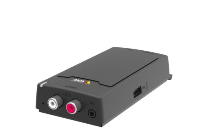 Axis představuje nové IP audio produkty pro použití i mimo tradiční bezpečnost