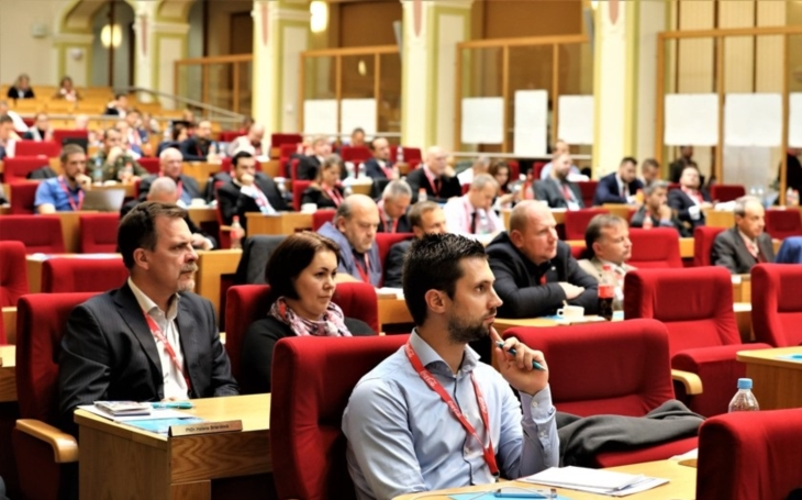 Mezinárodní konference bezpečnostního managementu 2017