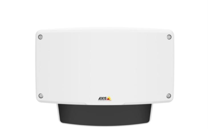 Axis představuje síťovou radarovou technologii pro precizní detekci pohybu ve větších oblastech