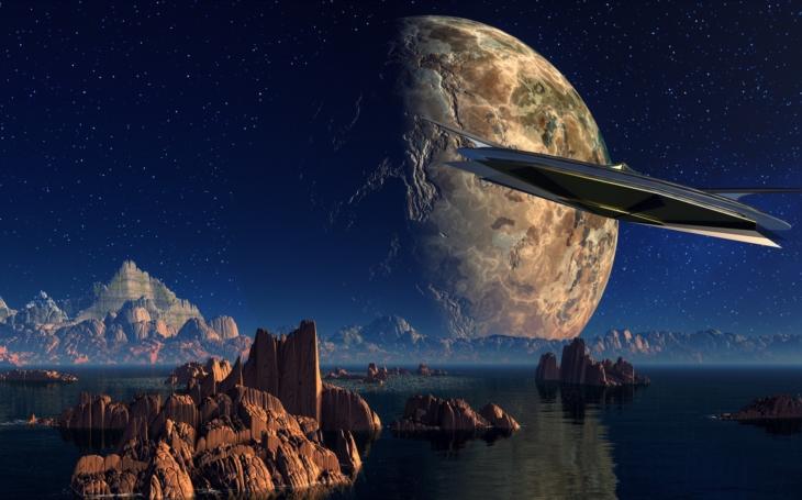 Hvězdná brána do hlubokého vesmíru bude společný projekt NASA a Roskosmosu
