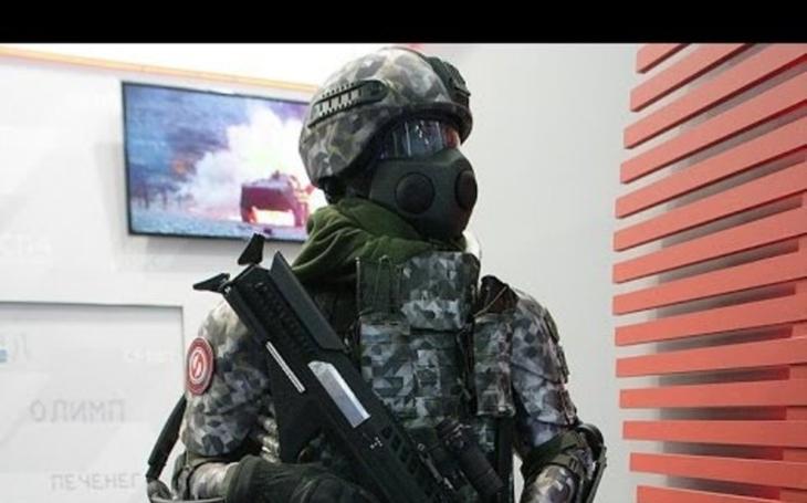 Ruský Iron Man se přiblížil realitě. Představuje se bojový oblek Ratnik-3