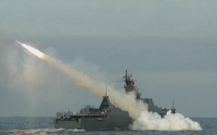 Do Vietnamu putuje od Ruska třetí fregata třídy Gepard 3.9
