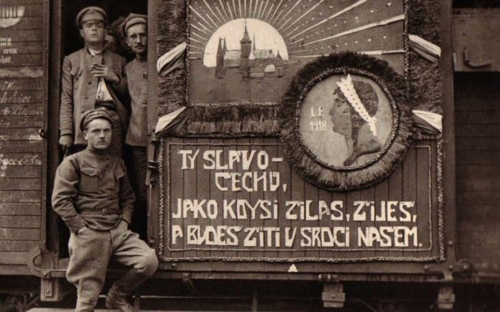 Velká válka - jedenáctka statečných Čechoslováků vstříc smrti