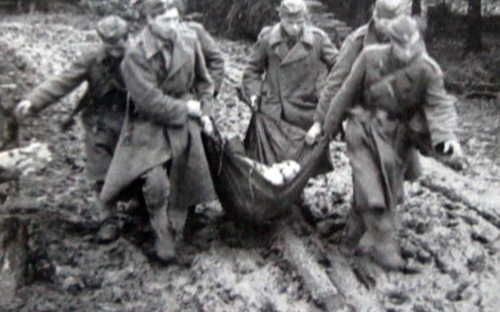 Tragédie jediného československého generála padlého na frontě v Dukelském průsmyku. Dočkal se alespoň dosažení hranice