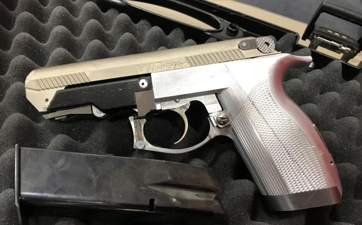 Nová firma VIGrand a její nová pistole