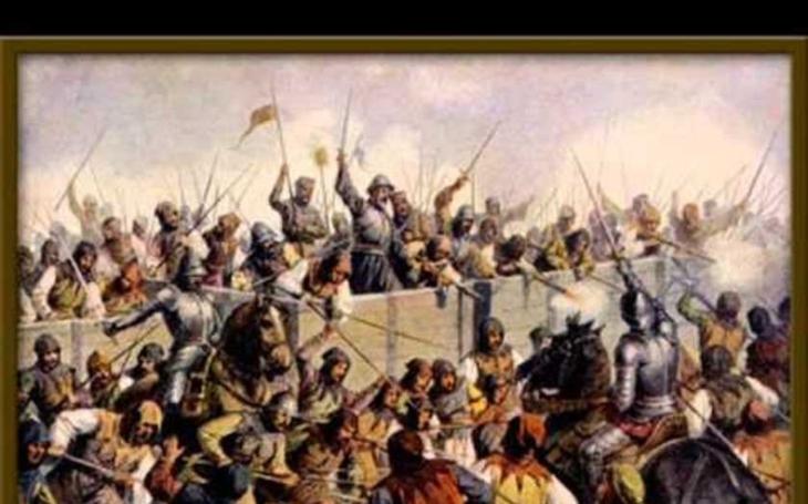 Před 593 lety zemřel autor české defenzivní strategie vozové hradby
