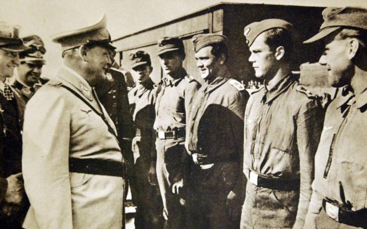 Hermann Göring – těžší, než aby ho po jeho zajetí uneslo americké letadlo