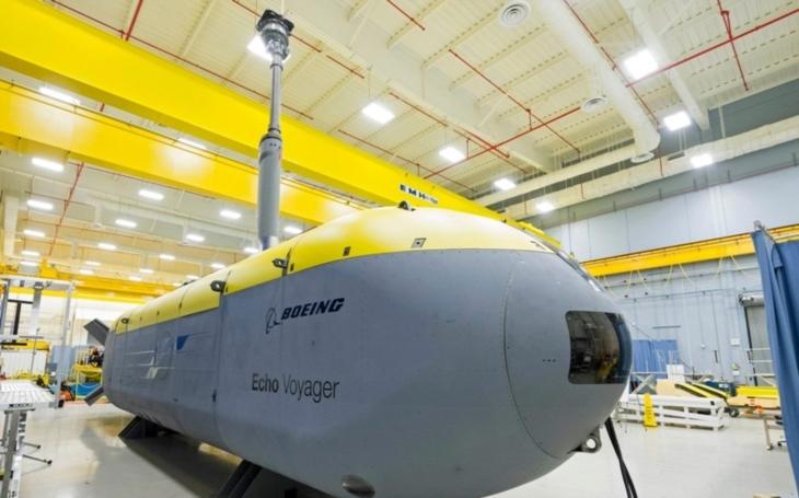 Boeing a Lockheed vyhrály kontrakt na vývoj ,,extra velkého&quote; autonomního plavidla