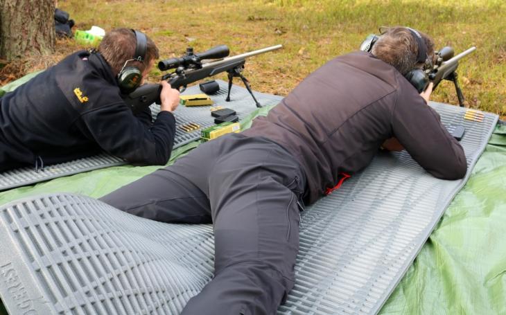 Na Železnobrodsku se cvičili odstřelovači