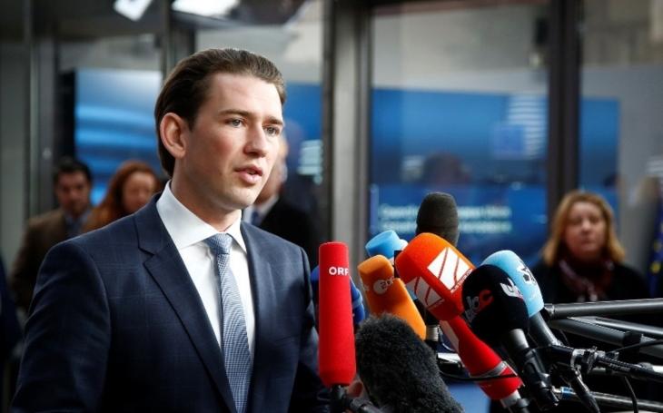 Kurz po vítězství v rakouských volbách chce být aktivní v EU