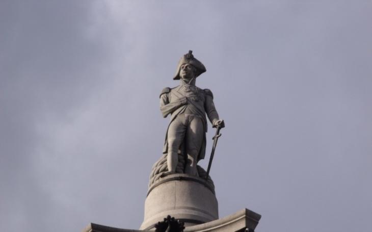 Hvězdná hodina admirála Nelsona. U Trafalgaru udolal téměř neporazitelného Napoleona