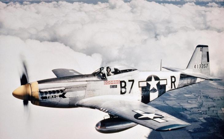 Päť amerických lietadiel, ktoré boli kľúčové k víťazstvu v druhej svetovej vojne