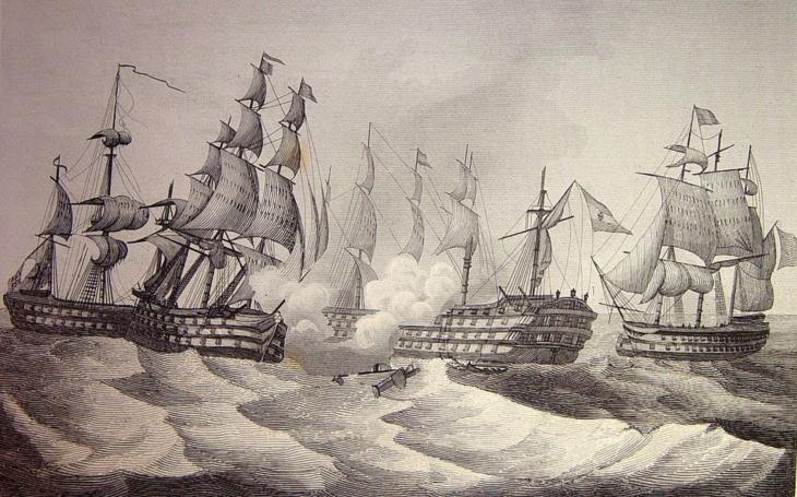 Větší než Nelsonova loď Victory, královna moří Santísima Trinidad