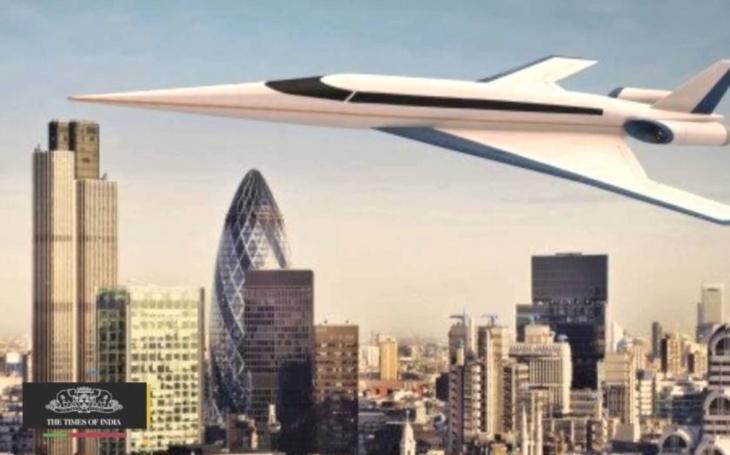 Z New Yorku do Londýna za tři hodiny? Supersonický autonomní letoun od Spike Aerospace absolvoval v tajnosti první test