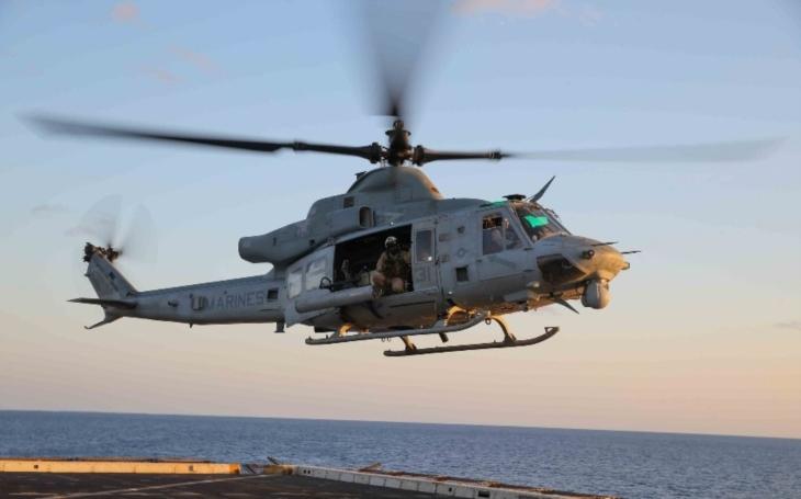 Ministerstvo zahraničí USA souhlasí prodat vrtulníky armádě ČR