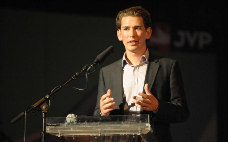 Předseda rakouských lidovců nabídl vládní koalici Svobodným