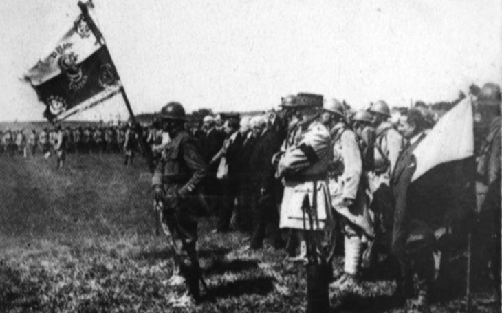 Čechoslováci proti Bergmannu: první nasazení legendárního německého samopalu proti čs. legionářům