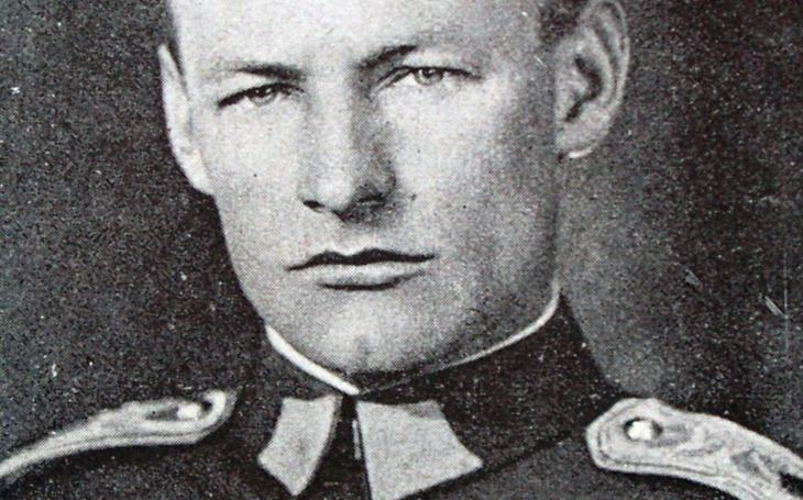 Létající legionář Augustin Charvát - postrach německých Zeppelinů