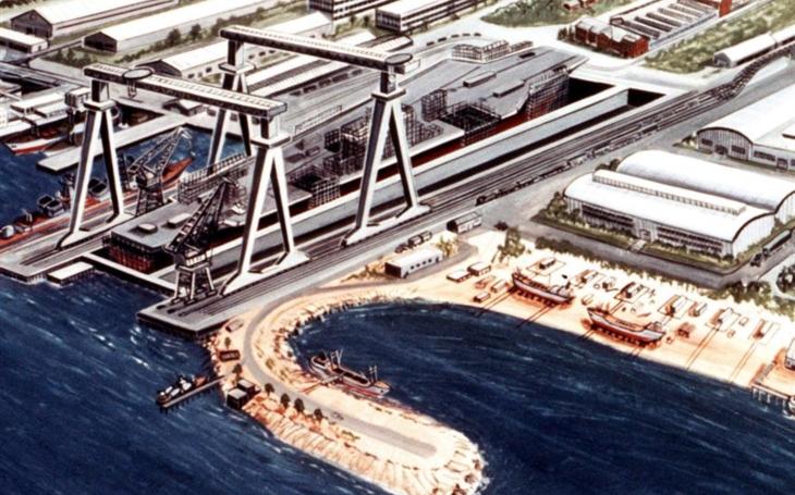 Kolaps říše zla znamenal konec plánů na superletadlovou loď Uljanovsk