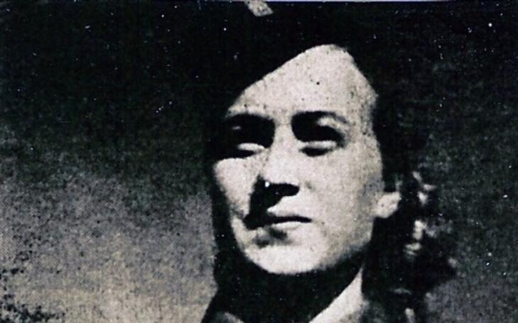 Komandos v sukni - výsadkářská lvice Lydia Studničková operovala v německém týlu