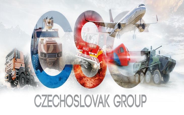 Společnosti holdingu CZECHOSLOVAK GROUP a TATRA TRUCKS zvou na veletrh Eurosatory 2018