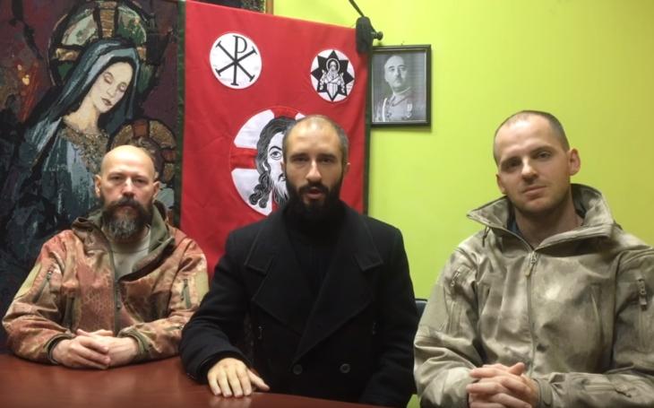(VIDEO) Ukrajinci sú pripravení bojovať za celistvosť Španielska, vytvorili dobrovoľnícky batalión
