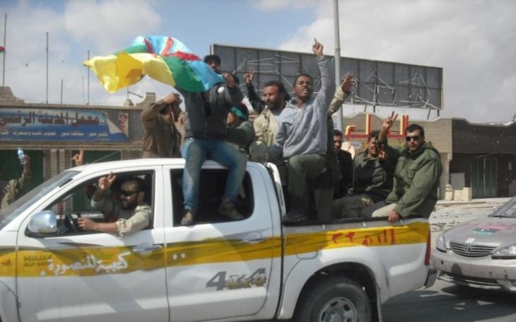 Zapomenuté bojiště v Libyi