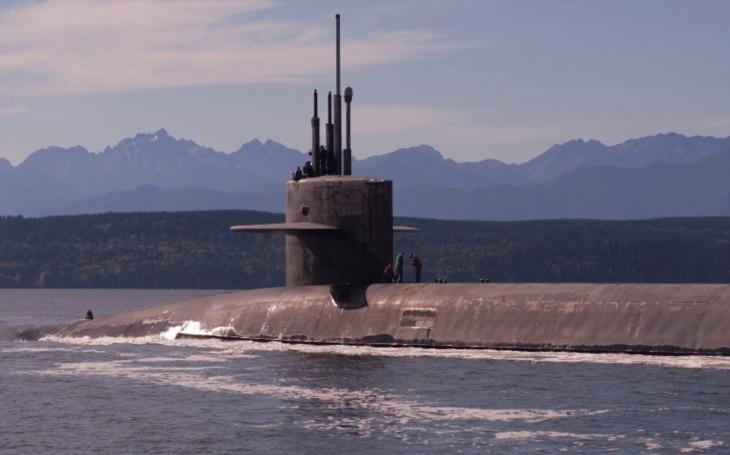 Nová americká ponorka na KLDR. US Navy staví nejmodernější plavidlo s odstrašujícím arzenálem