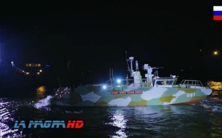 Ruské námořnictvo dostane útočnou verzi hlídkového člunu třídy Raptor