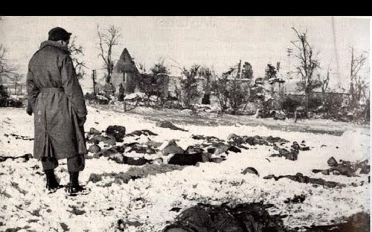 Den, kdy umírali neozbrojení Američané. Malmédský masakr byl málo známým nacistickým zločinem