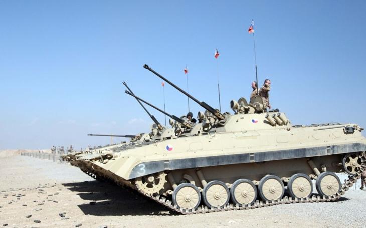 Stropnický: ČR může o desítky zvýšit počet vojáků v Afghánistánu