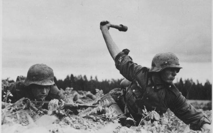 Bitva o hrad Itter: Když Američané a Wehrmacht bojovali společně proti esesákům