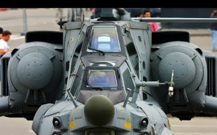 Ruské ministerstvo obrany obdrželo první várku cvičně-bojových útočných vrtulníků Mi-28UB