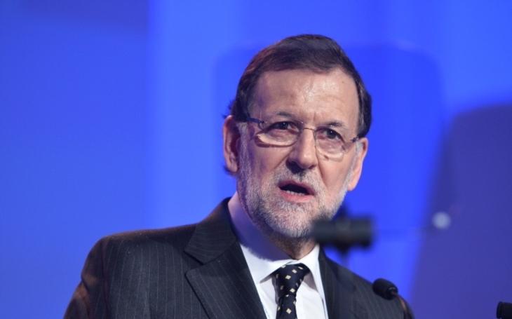 Rajoy přijel do Barcelony, vyzval k obnovení demokracie