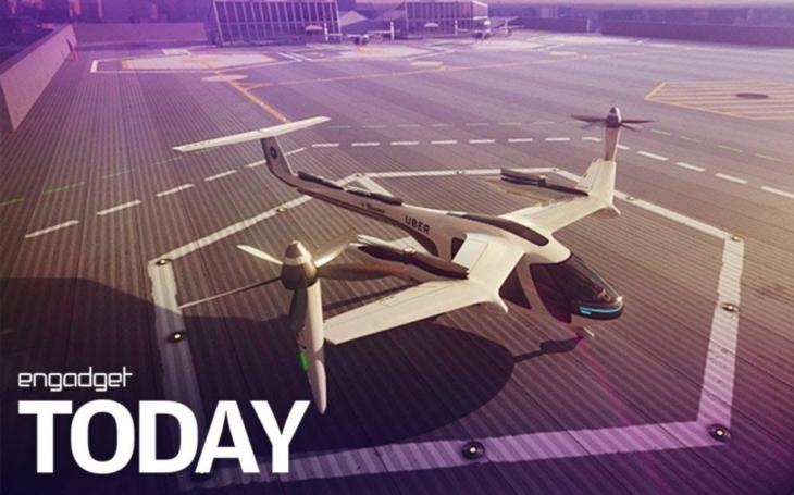 VIDEO: Uber se chystá s NASA ,,ovládnout&quote; vzduch. Plánuje zřídit v Los Angeles síť letecké taxislužby