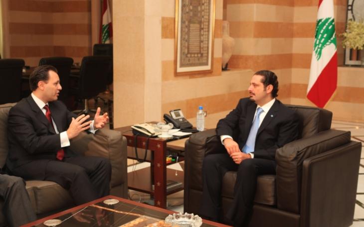 Libanonský premiér Harírí slíbil, že se brzy vrátí do vlasti