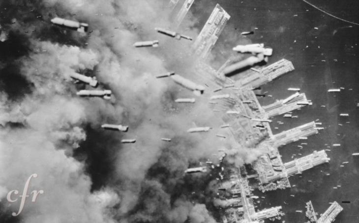 24.11.1944 - když B-29 bombardovaly Tokio