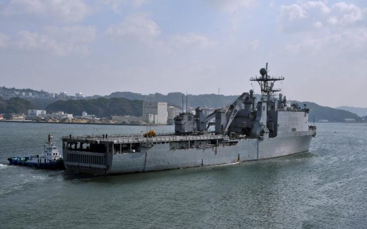 Výsadkovou dokovou loď USS Tortuga čeká nákladná modernizace. ,,Spolyká&quote; 140 milionů dolarů
